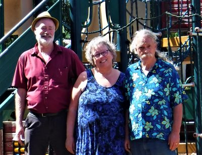 MDA Trio Play the Blue Wing Sunday Brunch