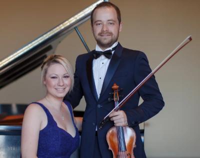 Nikita Borisevich, Violin and Margarita Loukachkina, Piano