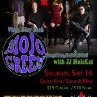 Live Music: Mojo Green