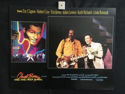 Music on Film Nite: Chuck Berry: Hail! Hail! Rock 'n' Roll