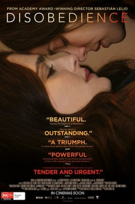 Film Club: Disobedience