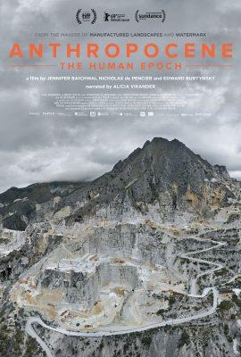 Anthropocene-The Human Epoch
