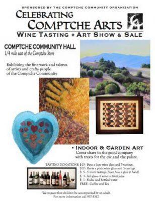 Celebrate Comptche Arts