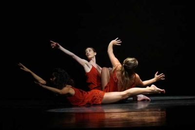 "Mendocino College Repertory Dance Company Presents: ""Arise"""