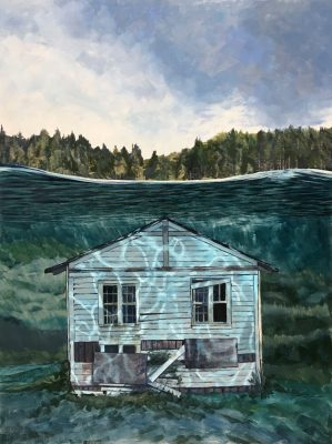 "Ryan Grossman ""Liminal Tide"" Exhibition"