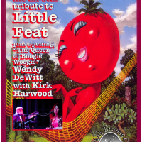 FeatPrints - the all-star tribute to Little Feat comes to Ukiah