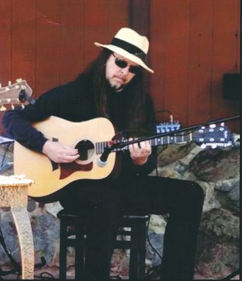 Eric Brittain Plays at Blue Wing Sunday Brunch