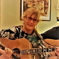 Hilarie Wilt Plays at Blue Wing Sunday Brunch
