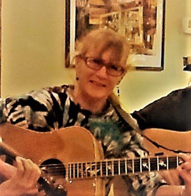 Country Singer Hilarie Wilt at Blue Wing Sunday Brunch