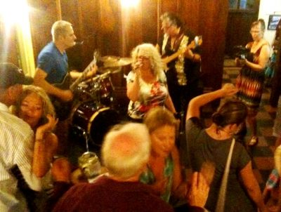 Loralee Christensen Band at Blue Wing Monday Blues