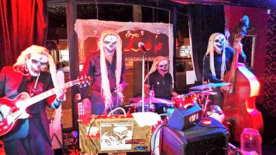 Halloween at the Blue Wing with the Billy Watson Band