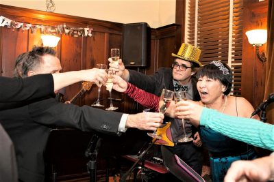 """""""New York"""" New Year's Eve at the Blue Wing"""