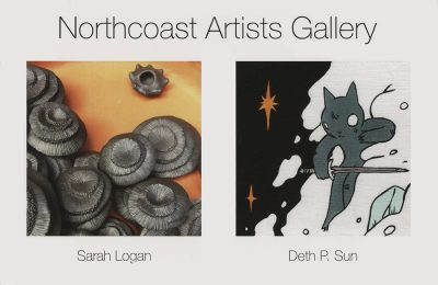 New Work by Sarah Logan and Deth P. Sun