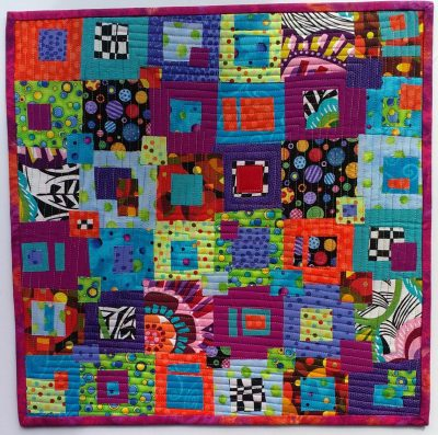 Pacific Piecemakers Quilt Guild 2019 Quilt Challen...