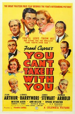 Film Club: You Can't Take it With You