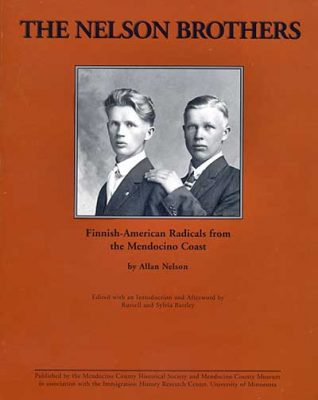 "Local History Presentation: ""The Nelson Brothers, ..."