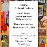 Small Works & Holiday Market