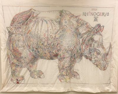 "The Rhinocerous Project: ""How is Your Rhinoceros Inspiring You?"" Exhibit"