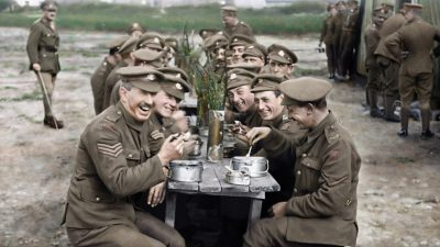 Film Club: They Shall Not Grow Old
