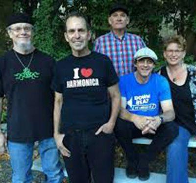 3rd Friday Live: Blues Farm Band