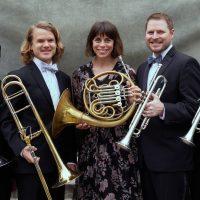 Opus Chamber Music Concert: Tamalpais Brass