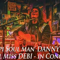 Pop-up Dance Party with Texassippi Soul Man Danny Brooks & Lil Miss Debi