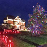 Old Fashioned Christmas at the Guest House Museum