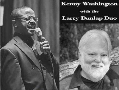 Kenny Washington with The Larry Dunlap Duo
