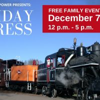 Roots of Motive Power Holiday Express