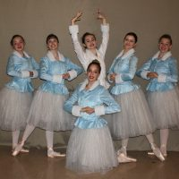 Clara's Dream & Les Patineurs