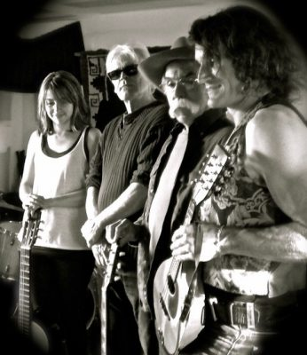 The Mendocino Quartet