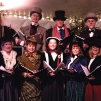 Mendocino Coast Carolers all-ages benefit for the Mendocino Children's Fund