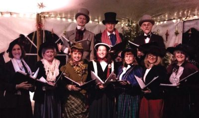 Mendocino Coast Carolers all-ages benefit for the ...