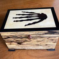 "Mendocino Coast FurnitureMakers and local fiber artists: ""Wood and Fiber"" Exhibit"