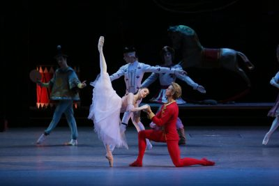 The Nutcracker Bolshoi Ballet
