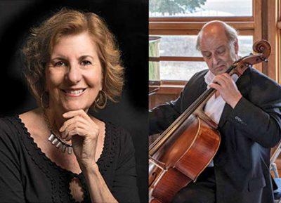 Opus Chamber Music Concert: Schuchmann & Steinbuck