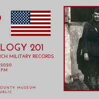 Genealogy 201: How to Search Military Records