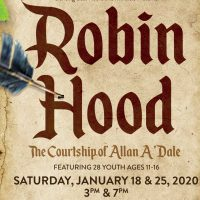 SPACE Presents Robin Hood: The Courtship of Allan A'Dale