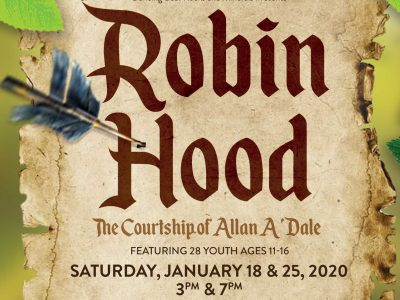 SPACE Presents Robin Hood: The Courtship of Allan ...