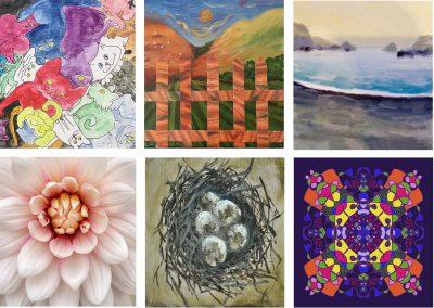 Small Works at Artist's Coop Benefits Children's Fund