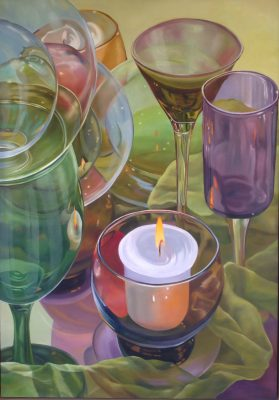 Second Saturday Arts Opening Featuring Gallery Artists & Sixth Annual Candlelit Shopping Night