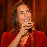Jenna Mammina Sings at Blue Wing Sunday Brunch
