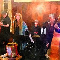 Red's Blues Band at Blue Wing Monday Blues