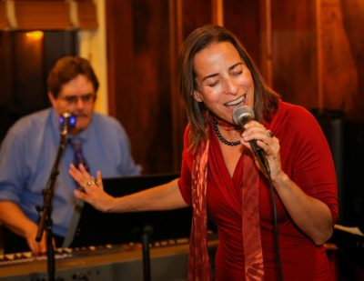 """""""Live from the Blue Wing"""" with Vocalist Jenna Mammina"""