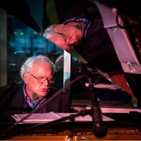 """Live from the Blue Wing"" with Pianist Barney McClure"
