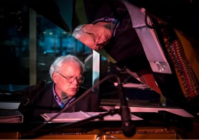 """Live from the Blue Wing"" with Pianist Barney McCl..."