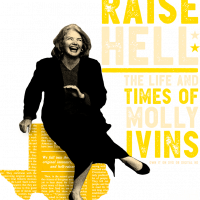 Film Club: Raise Hell: The Life and Times of Molly Ivins