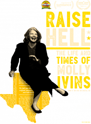 Film Club: Raise Hell: The Life and Times of Molly...