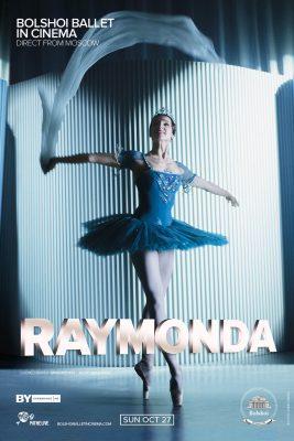 Bolshoi Ballet in Cinema: Raymonda