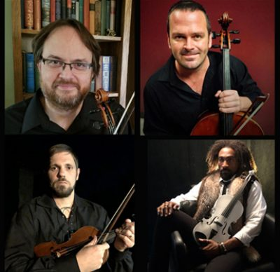 Contemporary Chamber: Synergy Chamber Players